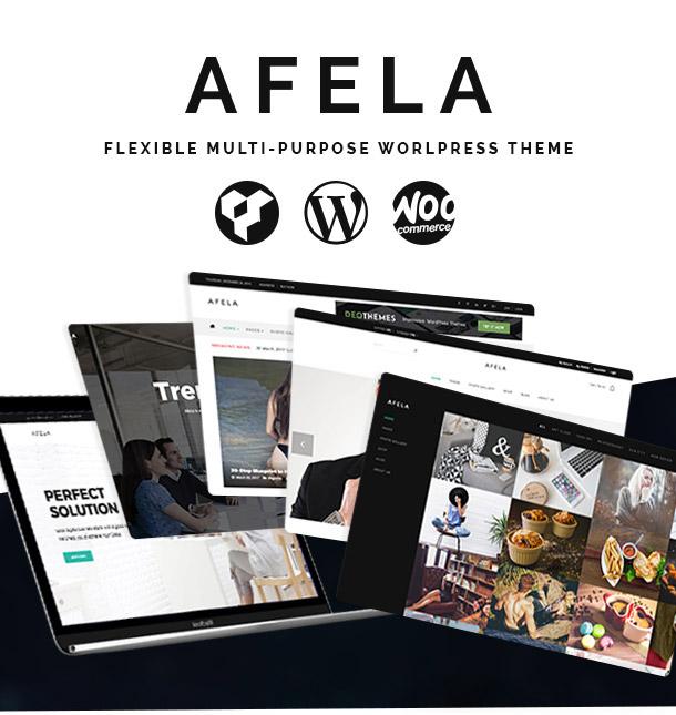 VG Afela - Flexible Multi-Purpose WordPress Theme - 10