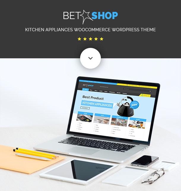 VG BetaShop - Kitchen Appliances WooCommerce Theme - 5