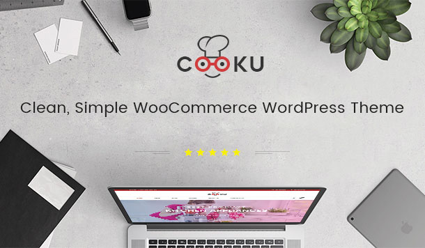 VG Cooku - Clean, Simple WooCommerce WordPress Theme - 12