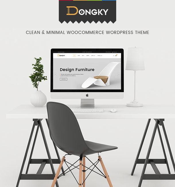 VG Dongky - Clean & Minimal WooCommerce WordPress Theme - 5