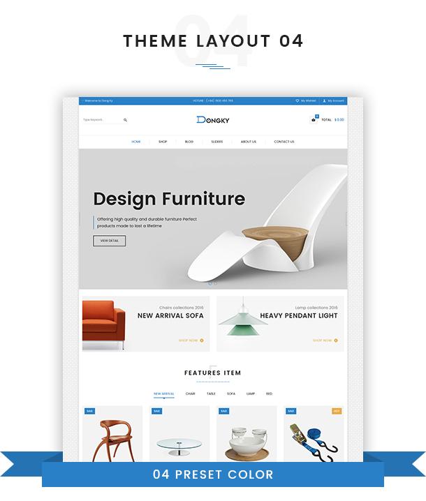 VG Dongky - Clean & Minimal WooCommerce WordPress Theme - 21