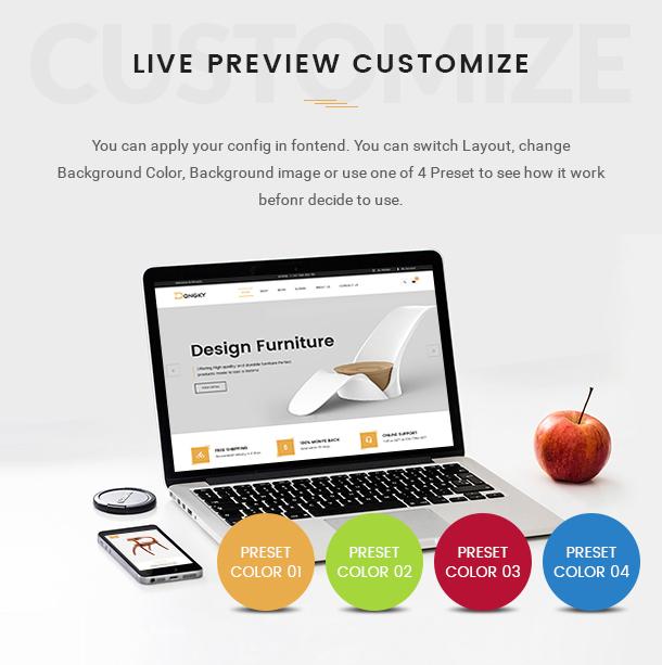 VG Dongky - Clean & Minimal WooCommerce WordPress Theme - 30
