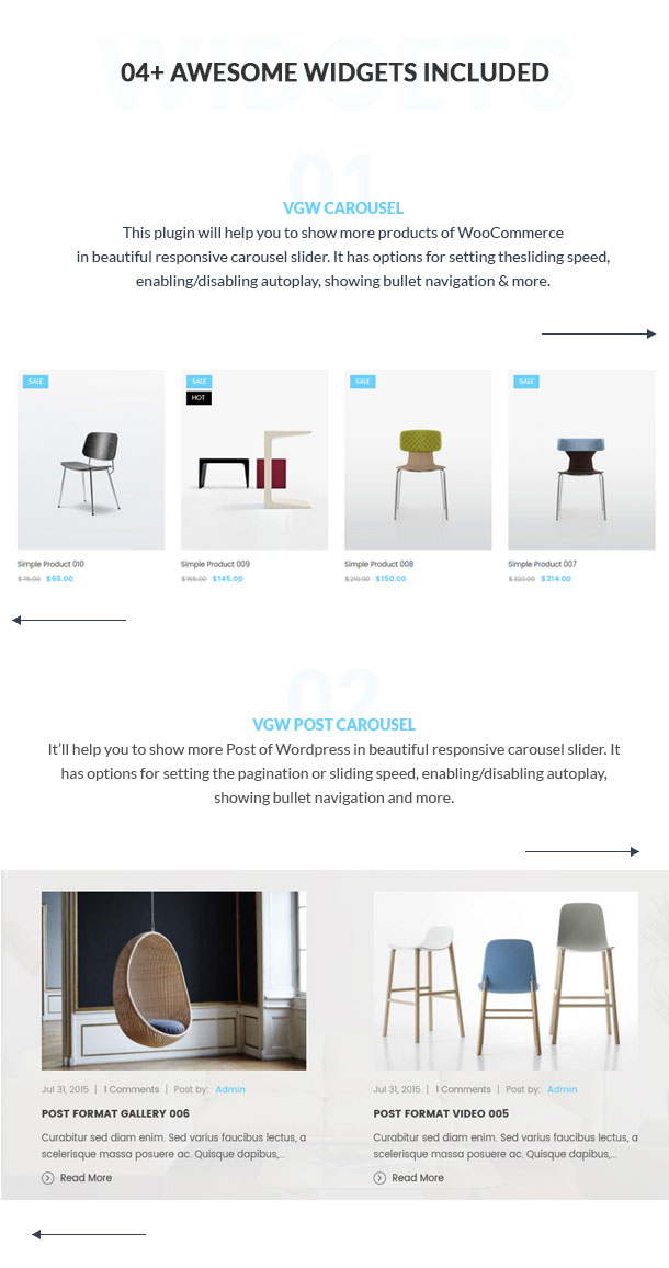 VG Dorado - Furniture Responsive WooCommerce Theme