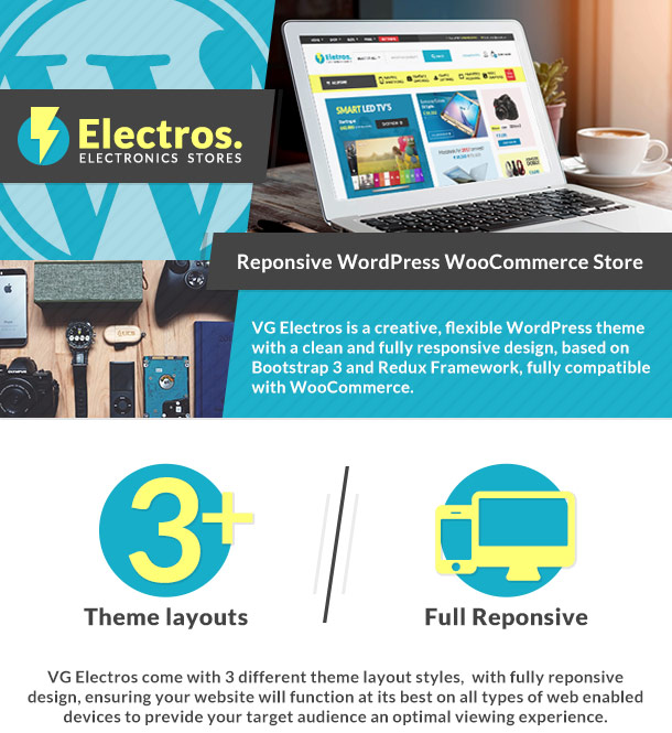 VG Eletros - Electronics Store WooCommerce Theme - 11