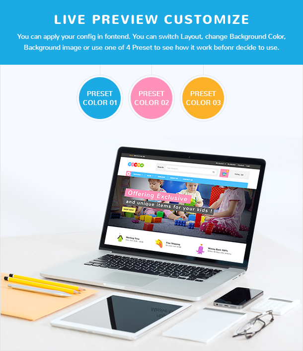 VG Fiora - WooCommerce WordPress Theme for Kids Store - 18