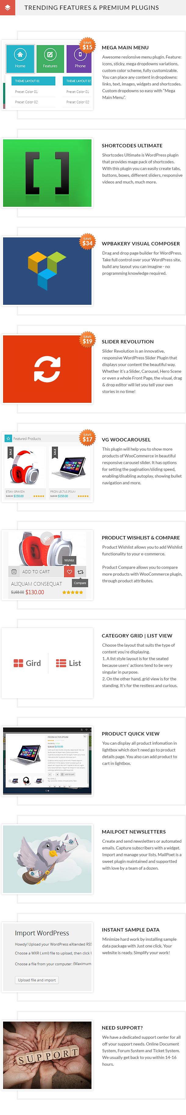VG Optima - MultiStore WordPress WooCommerce Theme