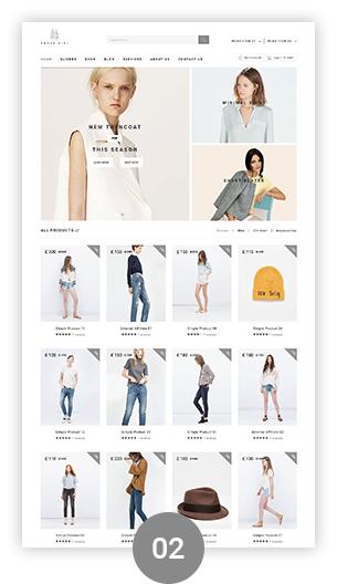 Фото Wordpress премиум шаблон  VG Sassy Girl - Responsive WooCommerce WordPress Theme — 02 sassygirl 02