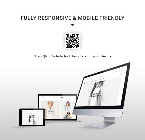 Фото Wordpress премиум шаблон  VG Sassy Girl - Responsive WooCommerce WordPress Theme — 03 sassygirl