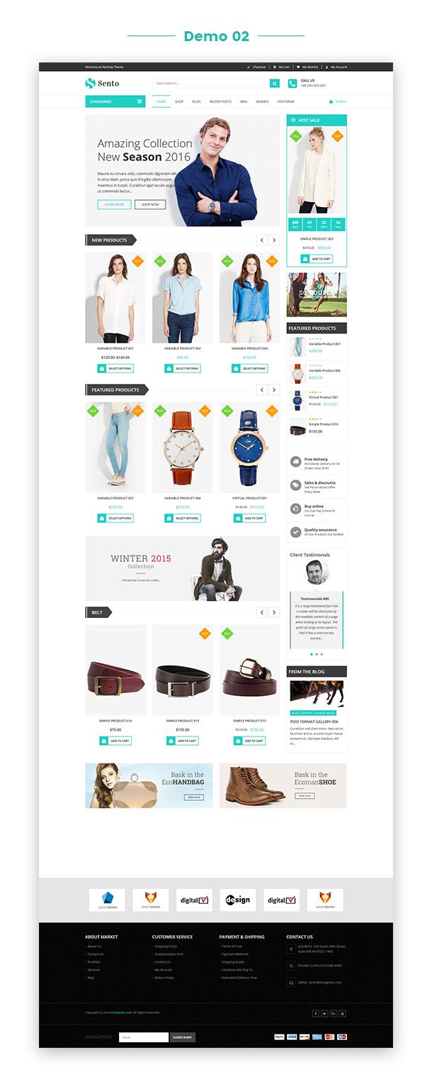 VG Sento - eCommerce WordPress Theme for Fashion Store - 19