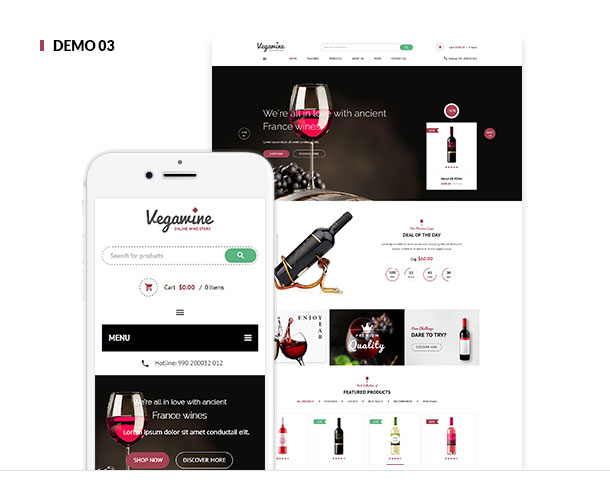VG VegaWine - Wine, Winery and Vineyard WooCommerce Theme - 19