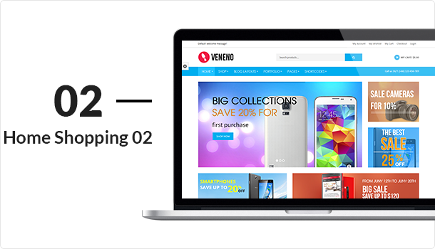 VG Veneno - Multipurpose WooCommerce Theme