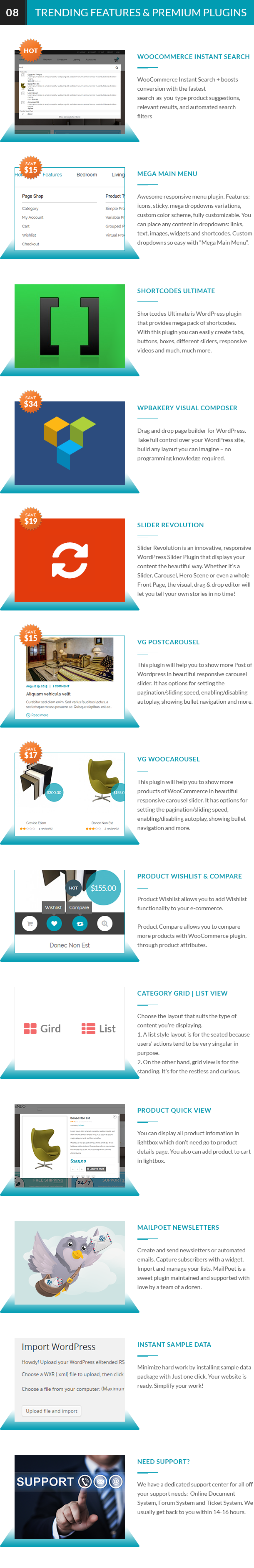 VG Cendo - Tema de WordPress WooCommerce para tiendas de muebles - 28