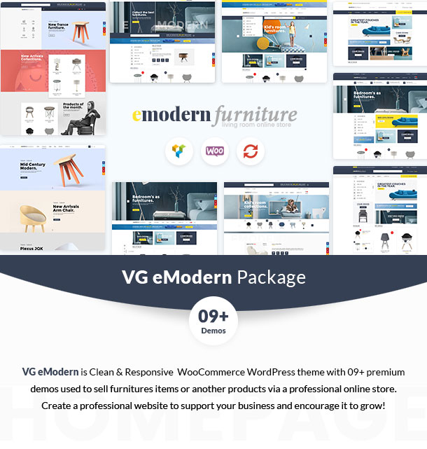 VG Emodern - Furniture Theme with 9 HomePages - 11
