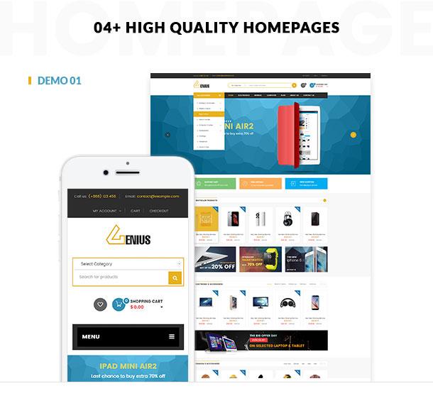 VG Genius - Multipurpose WooCommerce WordPress Theme - 6