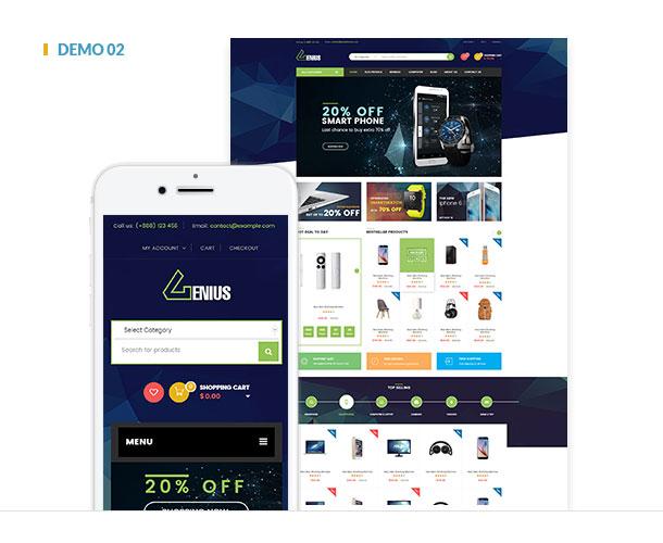 VG Genius - Multipurpose WooCommerce WordPress Theme - 8