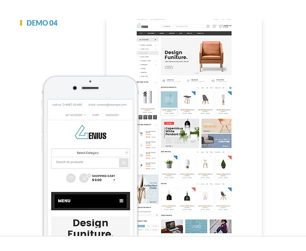 VG Genius - Multipurpose WooCommerce WordPress Theme - 12