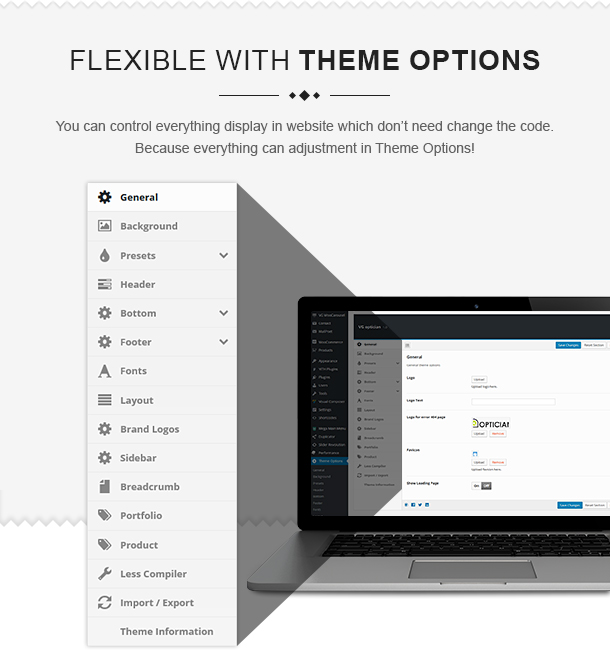 VG Optician - Responsive eCommerce WordPress Theme - 15