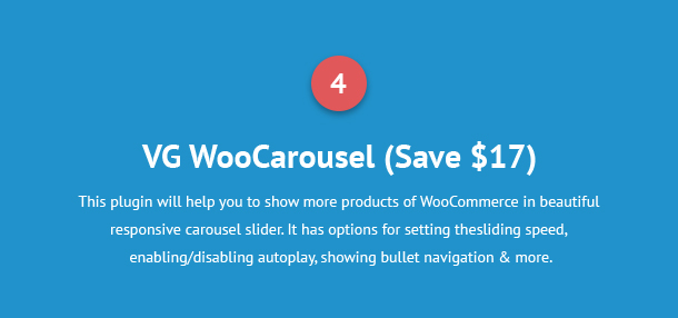 VG Petshop - Creative WooCommerce theme for Pets and Vets - 28
