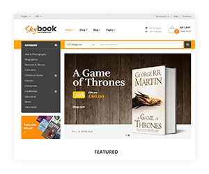 VG Skybook - WooCommerce Theme For Book Store - 12