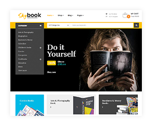 VG Skybook - WooCommerce Theme For Book Store - 13