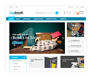 VG Skybook - WooCommerce Theme For Book Store - 14