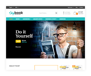 VG Skybook - WooCommerce Theme For Book Store - 15