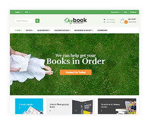 VG Skybook - WooCommerce Theme For Book Store - 16