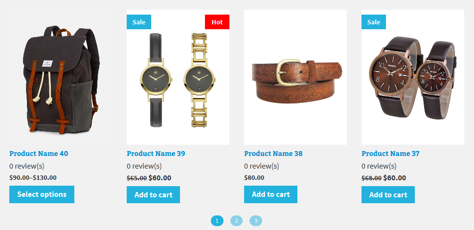 VG WooCarousel - Product Carousel for WooCommerce 5