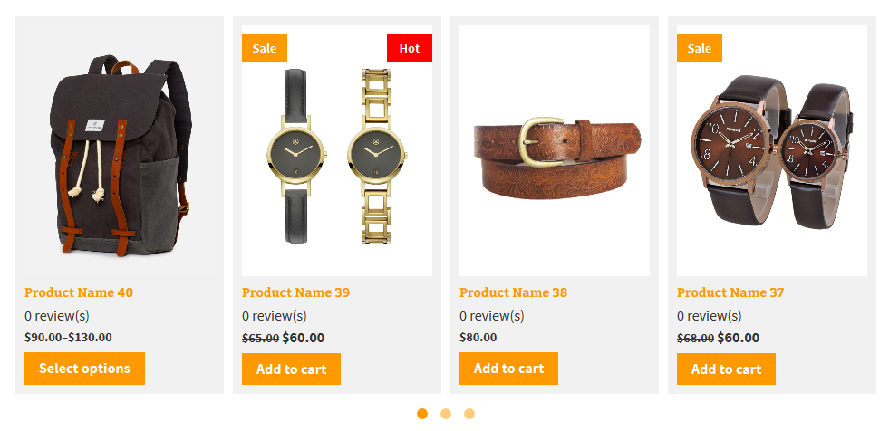 VG WooCarousel - Product Carousel for WooCommerce 6