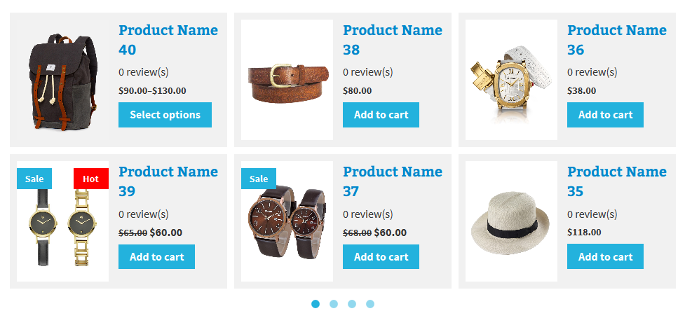 VG WooCarousel - Product Carousel for WooCommerce 11