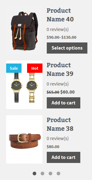 VG WooCarousel - Product Carousel for WooCommerce 14