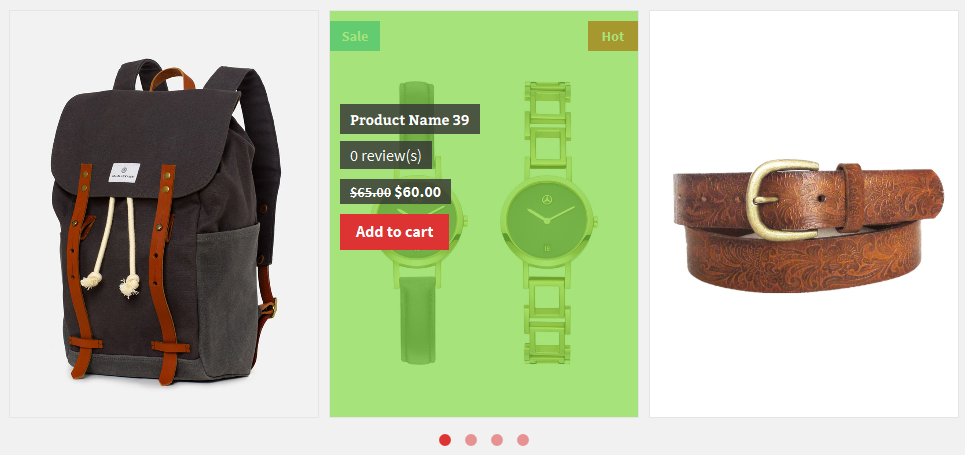 VG WooCarousel - Product Carousel for WooCommerce 13